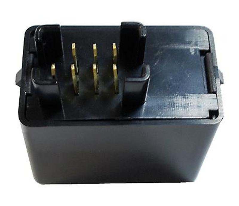 Blinkrelais 7-polig für SUZUKI, elektronisch 12V, 0.05A-10A