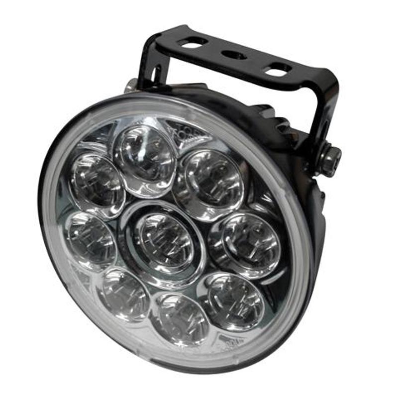 HIGHSIDER LED-Fernscheinwerfer Einsatz