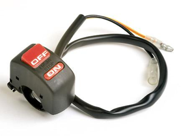 An/Aus-Schalter mit Schelle Typ Schließer