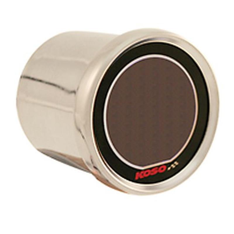 Digitaler Tacho DARK, D 55/61 mm – Bild 3