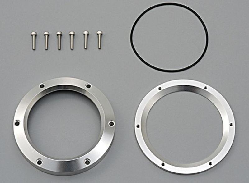 Aluminium Abdeckung BEZEL – Bild 2