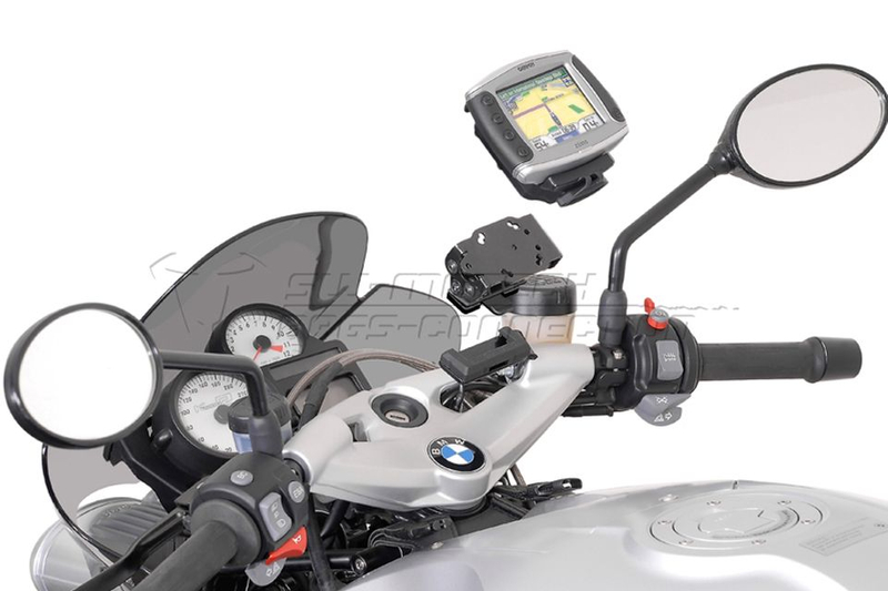 Quick-Lock GPS-Halter für BMW – Bild 1