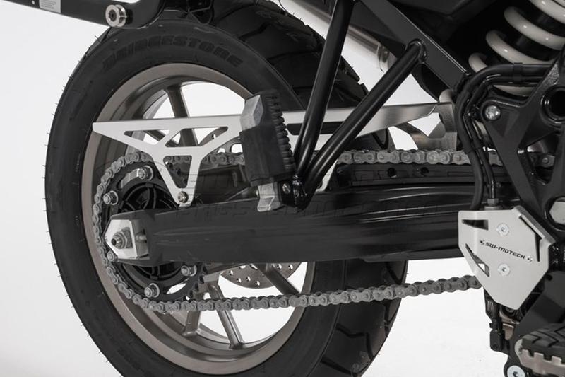 Kettenschutz Aluminium für BMW – Bild 3