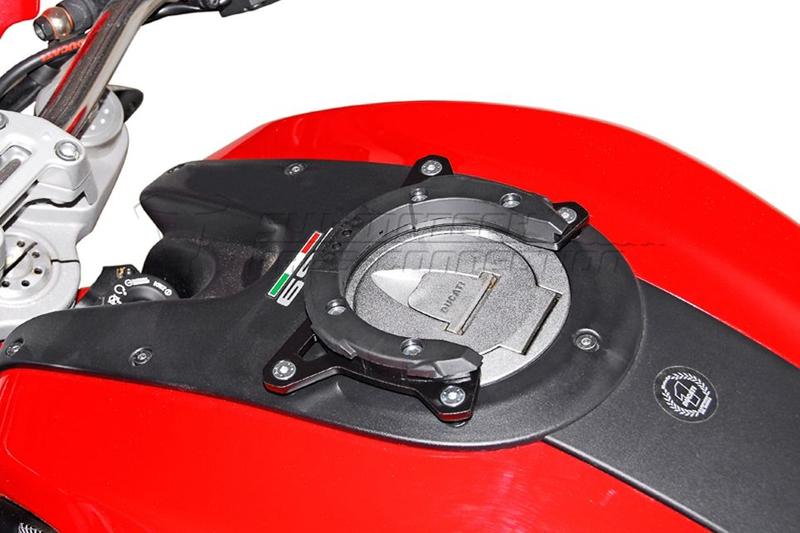 Quick-Lock EVO Tankring-Adapter für DUCATI – Bild 1