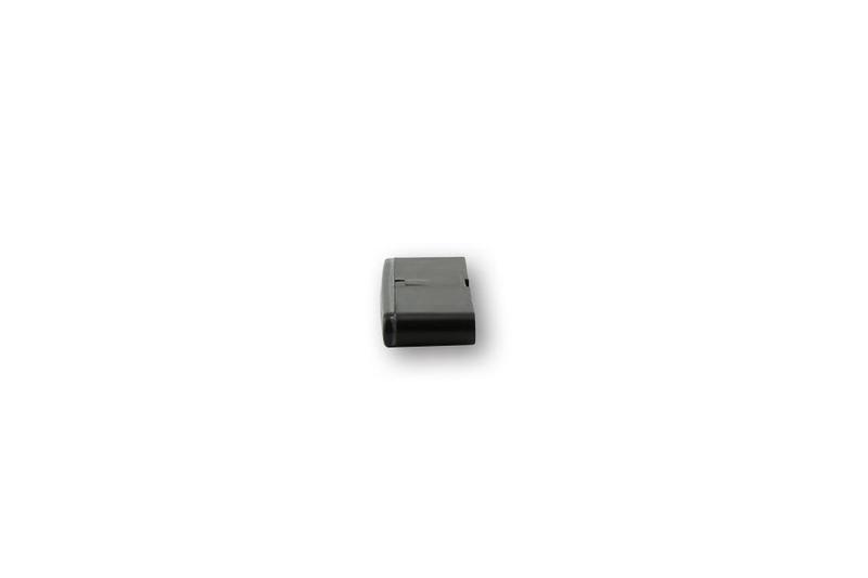 HIGHSIDER Sequenz-Blinker Modul STRIPE-RUN, getöntes Glas – Bild 2