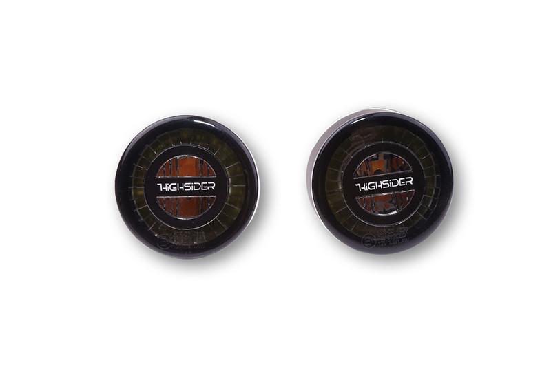 HIGHSIDER ROCKET LED Blinker/Positionsleuchten Einheit, schwarz – Bild 2