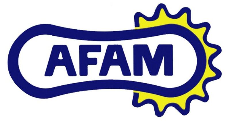 AFAM Kettensatz Alu, KTM EXC 380, mit A520XRR3-G Kette – Bild 5