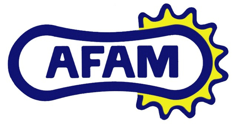AFAM Kettensatz Alu, BETA RR 520 Enduro, mit A520XRR3-G Kette – Bild 5