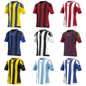 adidas Striped 15 - Herren Kurzarm Trikot - 15er Set
