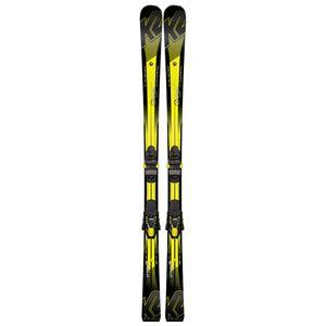 K2 Charger All Mountain Rocker Ski + M3 11 TCx Light - 16/17