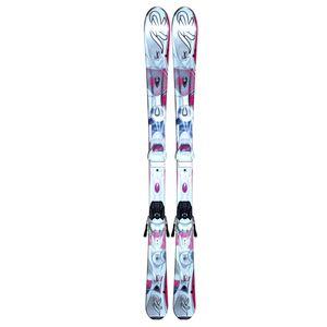 K2 Supersweet DX ER3 Catch Free Rocker Ski + ER3 10 Bindung