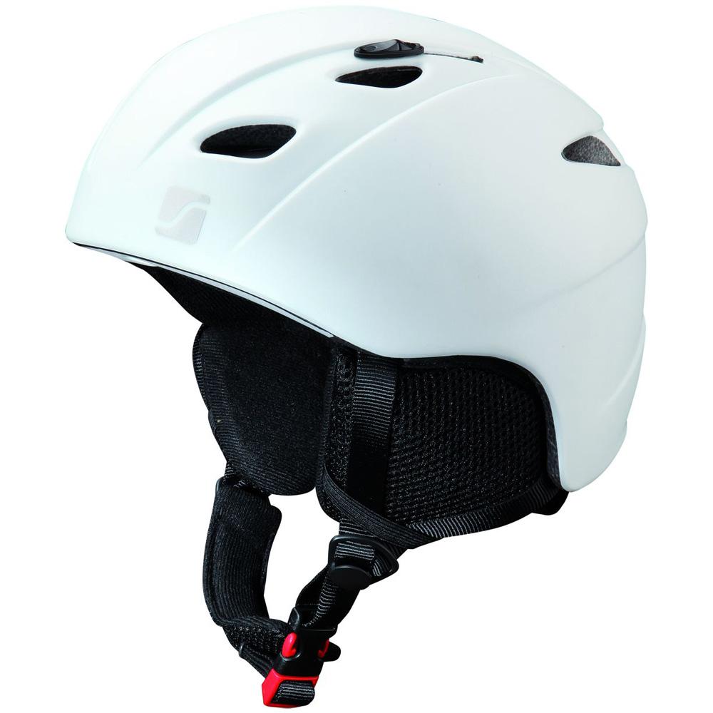 Stuf Element Skihelm Gr. 52-57cm – Snowboard Helm – 120306-9000 weiß