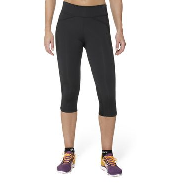 Asics Knee Tight - Damen Knielange Laufhose Running Hose - 121812-0904
