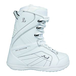 Stuf Lotus - Damen Softboot Snowboard Boot - 124183-9000