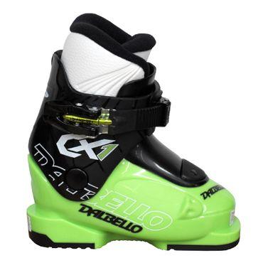 Dalbello CX 1 - Kinder Skischuhe Ski Stiefel - DCX1J3.LB - Lime/Black