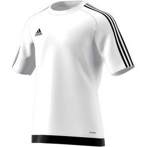 adidas Estro 15 - Kinder kurzarm Trikot T-Shirt - S16146 weiß