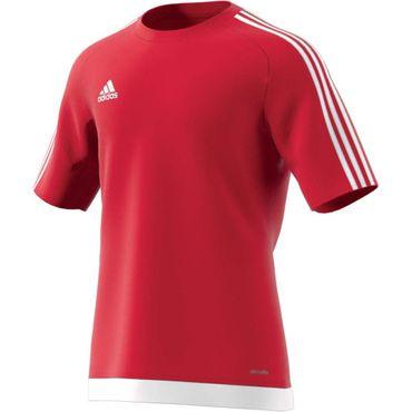 adidas Estro 15 - Kinder kurzarm Trikot T-Shirt - S16149 rot