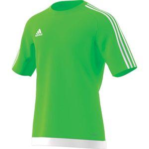 adidas Estro 15 - Kinder kurzarm Trikot T-Shirt - S16161 neongrün