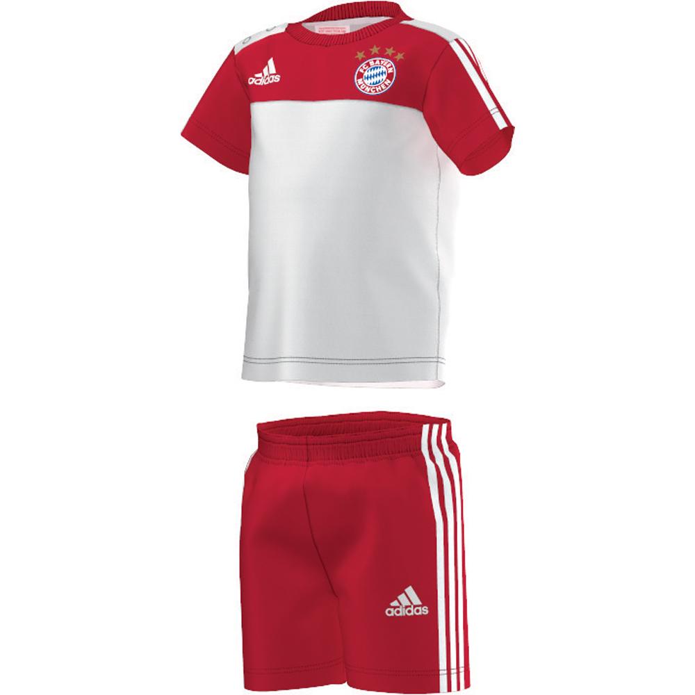 Adidas München (rot weiss)