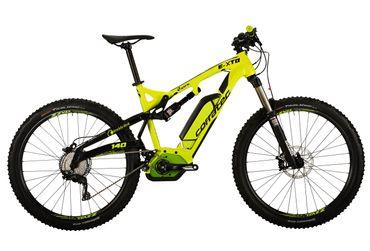 Corratec E-Power Inside Link Fully 10 HZ CX 25 500W - Testbike ca. 600km - BK22267