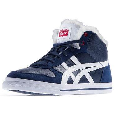 Asics Aaron MT - Herren Sneaker Freizeitschuhe - D31QJ-5010 dunkelblau
