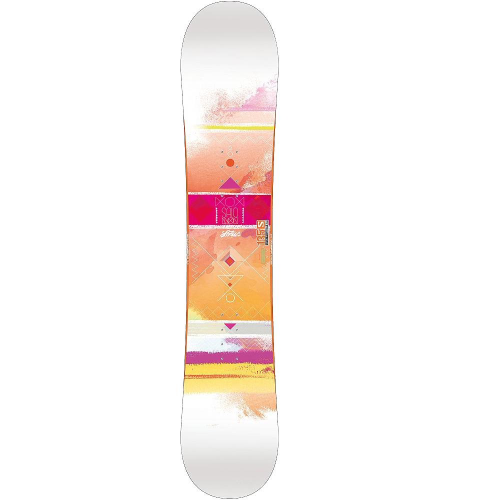 Salomon Lotus Snowboard Snow Board – 135cm – L35141400