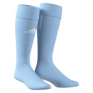 adidas Santos 3-Stripe Sockenstutzen - AO4078 hellblau
