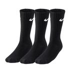 Nike Value Cotton Crew 3-er-Pack Socken - Sneakersocken - SX4508-001 001