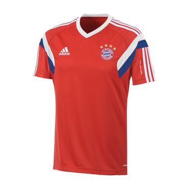 Adidas FC Bayern München Training Jersey - Herren T-Shirt - F49537
