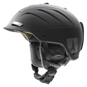 Atomic Nomad LF 17/18 - Skihelm Snowboard Helm - AN5005318 - Schwarz