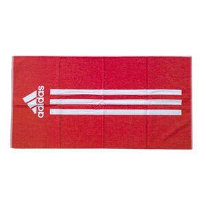 adidas Towel S Handtuch Badetuch Sporthandtuch - F51249 - rot