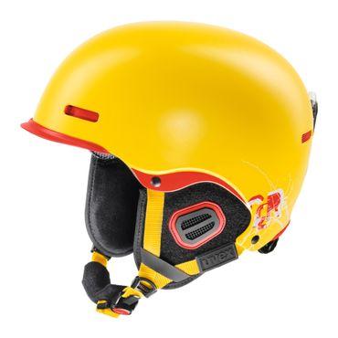 Uvex hlmt 5 pro - Skihelm Snowboard Helm - S56614663 gelb