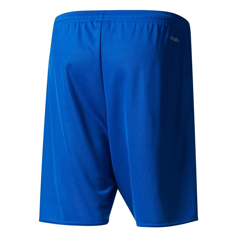 Adidas PARMA 16 Shorts dunkelblau weiß