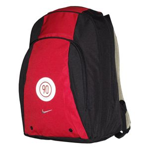 Nike Total 90 Swoosh Backpack Rucksack - 594184-648 rot