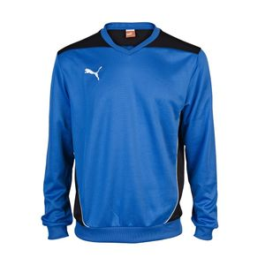 Puma Foundation Training Sweatshirt - 653102-02 - blau