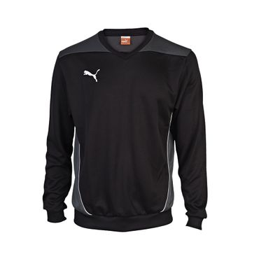 Puma Foundation Training Sweatshirt - 653102-03 - schwarz