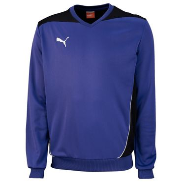 Puma Foundation Training Sweatshirt - 653102-10 - lila