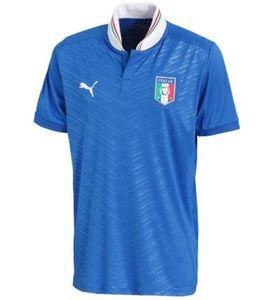 Puma Italien Heim Trikot - Kinder Heimtrikot - 740360-01 blau
