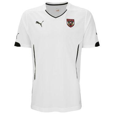 Puma Österreich Promo Auswärtstrikot - Austria Away Shirt Trikot - 744435-03