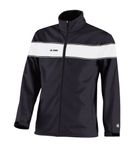 Jako Player Kinder Softshelljacke - 7668-08 - schwarz 001