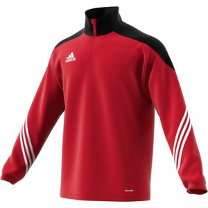 adidas Sereno 14 Training Top - Herren Sweatshirt - D82946 rot