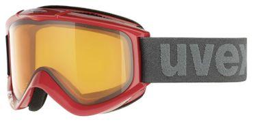 Uvex FX Skibrille Snowboard Brille - S5505033329 - darkred