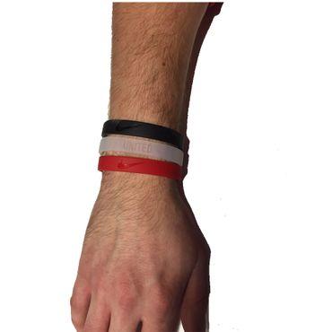 Nike Soccer Bands - 3er Pack Fußball Armband