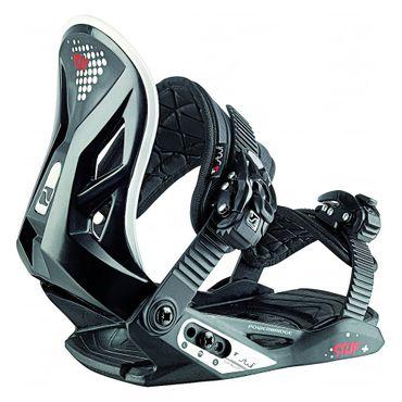 Stuf Air Junior Softbindung - Kinder Snowboard Bindung - 116753-9501
