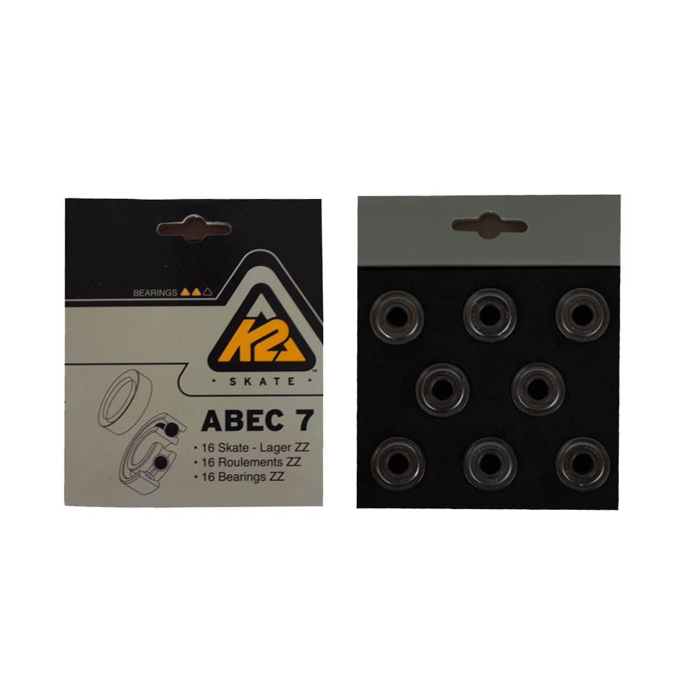 K2 ABEC 7 Kugellager Set – 16 Teile – 3164001