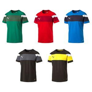 Puma Spirit II Training Jersey - Herren Training T-Shirt - 10er Set - 654655