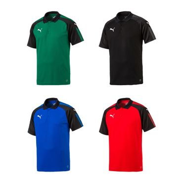 Puma Ascension Training Polo - Herren Polo Shirt - 10er Set - 654922