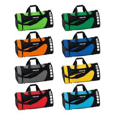 Erima Club 5 Line Sporttasche ohne Bodenfach - Gr. S - 10er Set