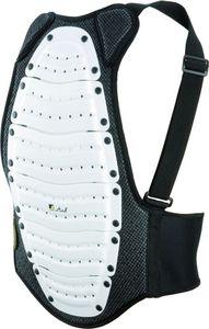 Stuf Basic - Herren Rückenprotektor - 113202-9501 schwarz/weiß