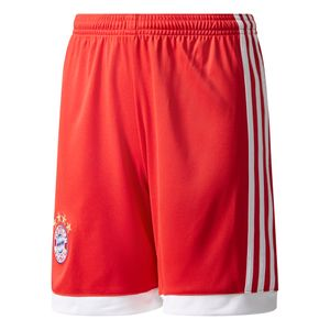 adidas FC Bayern München Kinder Heimshort 17/18 - AZ7948 rot